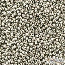 Nickel - 5 g - 15/0 Toho japán kásagyöngy (711)