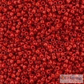 Opaque Pepper Red - 5 g - 15/0 Toho japán kásagyöngy (45)