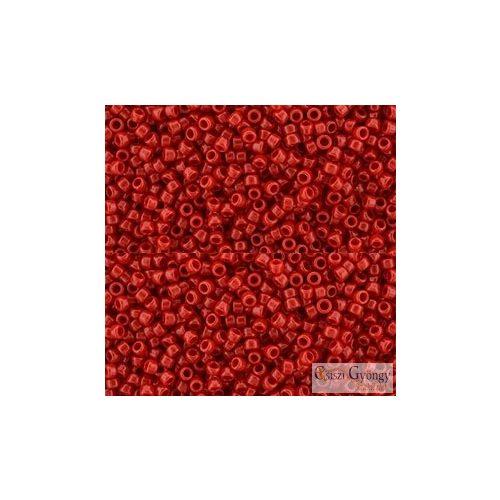 45 - Opaque Pepper Red - 5 g - 15/0 Toho japán kásagyöngy