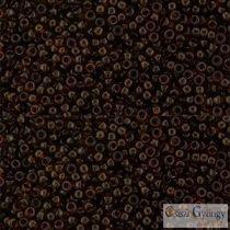 Transparent Smoky Topaz - 5 g - Toho Seed Beads 15/0 (941)