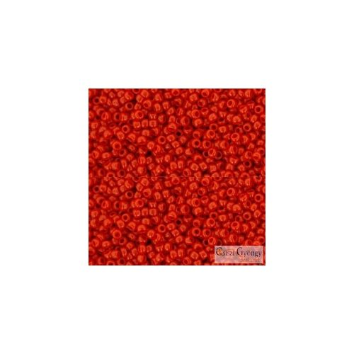 Opaque Cherry - 5 g - 15/0 Toho japán kásagyöngy (45A)