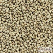 Perm. Finish Matte Galv. Aluminium - 5 g - 15/0 Toho Rocailles (PF558F)
