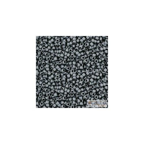 Matte Color Opaque Gray - 5 g - Toho japán kásagyöngy 15/0 (611)