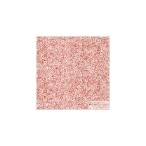 11 - Transparent Rosaline - 5 g - Toho japán kásagyöngy 15/0