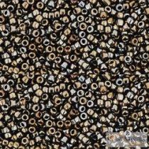 Metallic Iris Brown - 5 g - 15/0 Toho japán kásagyöngy (83)
