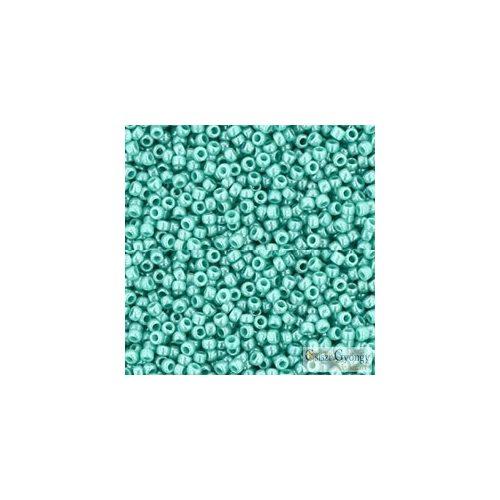 132 - Opaque Luster Turquoise - 5 g - 15/0 Toho japán kásagyöngy