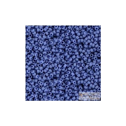 Semi Glazed Soft Blue - 5 g - 15/0 Toho japán kásagyöngy (2606F)