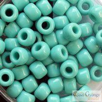 Opaque Turquoise - 10 g - 3/0 Toho SeedBeads (55)