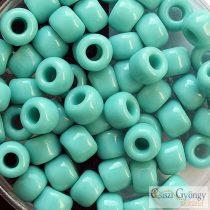 Opaque Turquoise - 10 g - 3/0 Toho kásagyöngy (55)