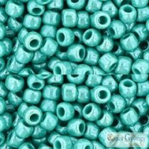 Opaque Luster Turquoise - 10 g -6/0 Toho Rocailles (132)