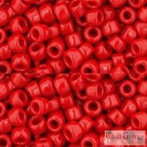 Opaque Cherry - 10 g - 6/0 Toho Seedbeads (45)