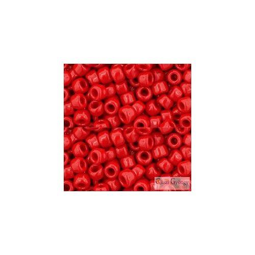 Opaque Cherry - 10 g - 6/0 Toho japán kásagyöngy (45)