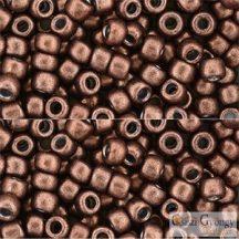 HIBRYD ColorTrends Metallic Dusty Cedar - 10 g - 6/0 Toho japán kásagyöngy (YPS0014)