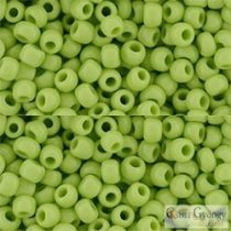 Opaque Sour Apple - 10 g - 6/0 Toho Seed Beads (44)