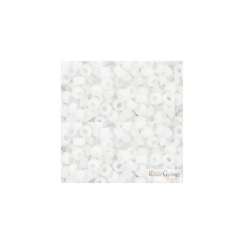 41F - Op. Frosted White - 10 g - 8/0 TOHO kásagyöngy