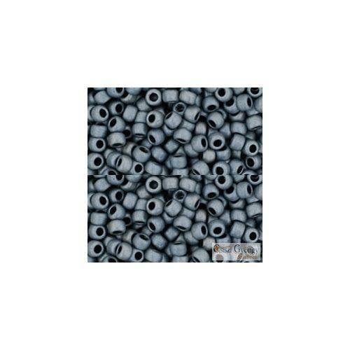 Matte Opaque Gray - 10 g - 8/0 Toho japán kásagyöngy (611)