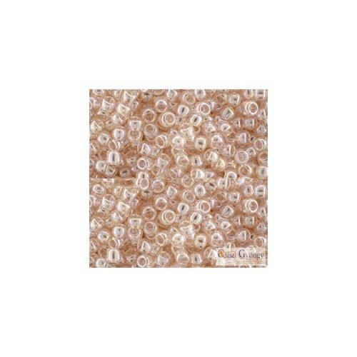 Transparent Luster Rosaline - 10 g - 8/0 Toho kásagyöngy (106)