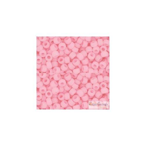 Ceylon Frosted Innocent Pink - 10 g - 8/0 Toho kásagyöngy (145F)