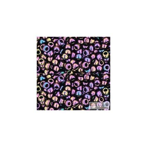Iris Purple - 10 g - 8/0 Toho japán kásagyöngy (85)
