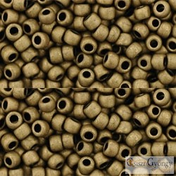 Matte Color Dark Copper - 10 g - 8/0 Toho japán kásagyöngy (702)
