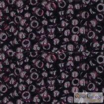 Transparent Amethyst - 10 g - 8/0 Toho japán kásagyöngy (6C)