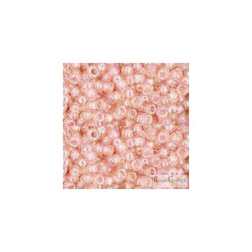 Transp. Rainb. Rosaline - 10 g - 8/0 Toho japán kásagyöngy (169)