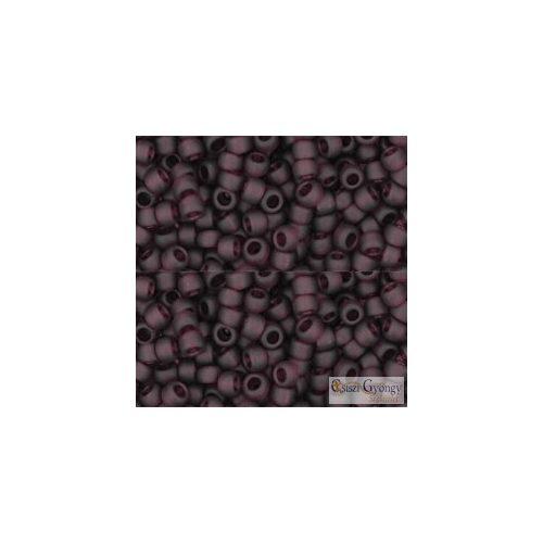 Transparent Frosted Amethyst - 10 g - Toho japán kásagyöngy 8/0 (6CF)
