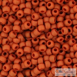 Op. Frosted Terracotta - 10 g - 8/0 Toho japán kásagyöngy (46LF)