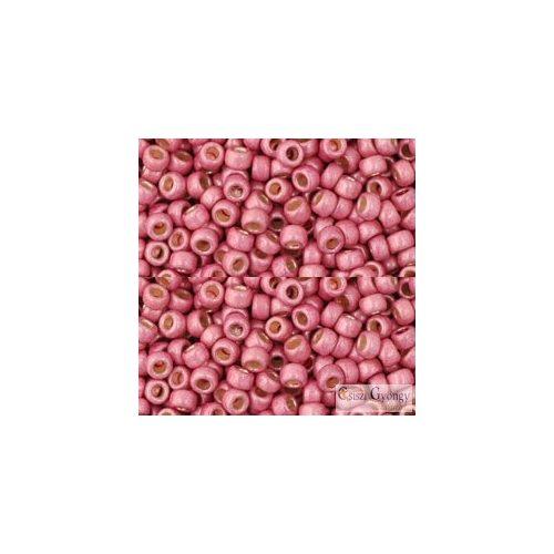 Perm. Finish Matte Galv. Lilac - 10 g - 8/0 Toho japán kásagyöngy (553F)
