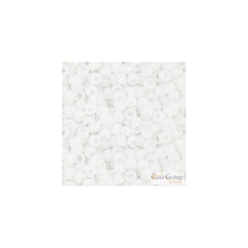 41 - Opaque White - 10 g - 8/0 Toho japán kásagyöngy