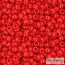Opaque Cherry - 10 g - 8/0 Toho japán kásagyöngy (45A)