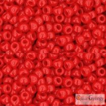 Opaque Cherry - 10 g - 8/0 Toho Rocailles (45A)