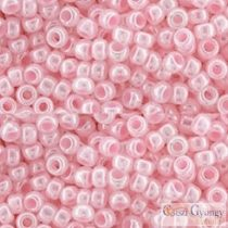 Dyed Ceylon Baby Pink - 10 g - 8/0 Toho Rocailles (908)