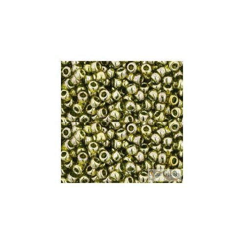 Gold Luster Green Tea - 10 g - 8/0 Toho kásagyöngy (457)