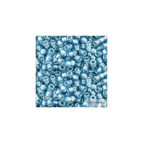 I.C. Aqua Tine Lined - 10 g - 8/0 Toho kásagyöngy (285)