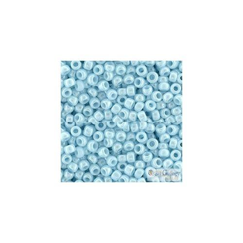 Opaque Luster Pale Blue - 10 g - 8/0 Toho kásagyöngy (124)
