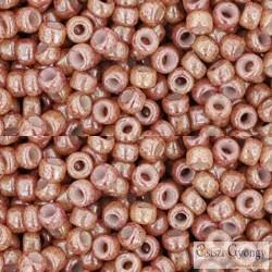 Marbled Opaque Beige/Pink - 10 g - 8/0 Toho kásagyöngy (1201)