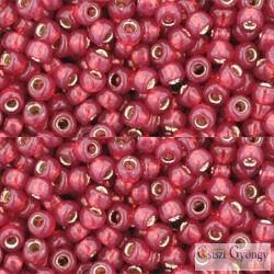 Silver Lined Milky Pomegranate - 10 g - 8/0 Toho kásagyöngy (2113)