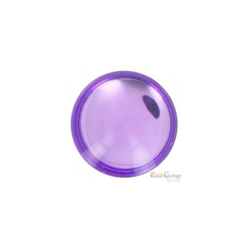 Shiny Grape - 1 db - 24 mm Lunasoft Cabochon