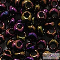 Iris Purple - 10 g - Toho Magatama, Grösse: 3 mm (85)