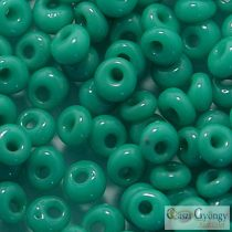 Opaque Turquoise - 10 g - Toho Magatama, mérete: 3mm (55)