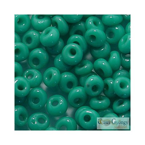 Opaque Turquoise - 10 g - Toho Magatama Beads, Grösse: 3mm (55)