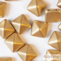 Matte Met. Flax - 5 Stück - Pyramid 12x12mm