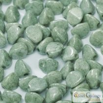 Luster Moss Green - 5 g - Pinch Beads, Grösse: 3x5 mm (14459)