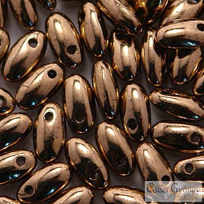 Gold Bronze - 10 g - Rizo gyöngy (90215JT)
