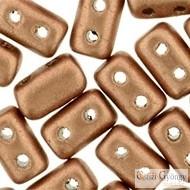 Matte Metallic Copper - 10 g - Rulla gyöngy (K01770)