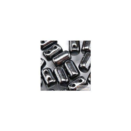 Hematite - 10 g - Rulla gyöngy (L23980)