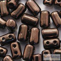Dark Bronze - 10 g - Rulla gyöngy (LZ23980)
