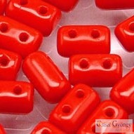 Opaque Red - 10 g - Rulla gyöngy 3x5mm (93200)