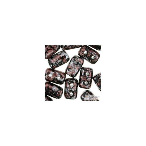 Tweedy Red - 10 g - Rulla gyöngy 3x5mm (45705JT)